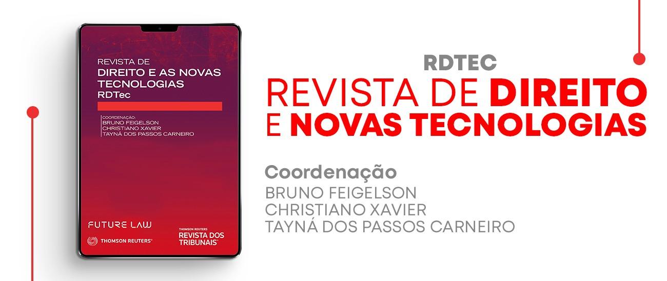 Receba a primeira Edição da RDTec