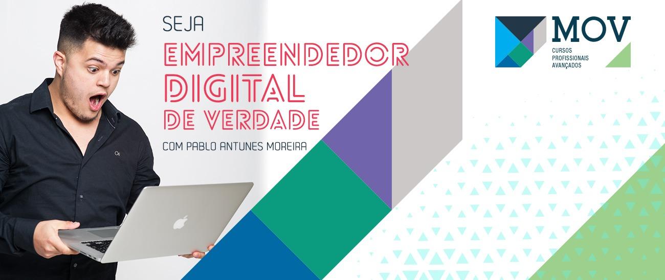 Seja Empreendedor Digital de Verdade - 2ª Edição