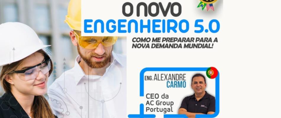 Aula show com Alexandre Carmo | o novo engenheiro 5.0