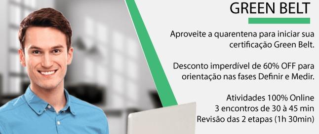 Introdução ao Processo de Certificação - LSS Green Belt