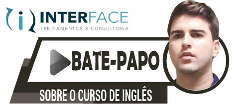 Bate-papo  com Dante Pires - professor de inglês