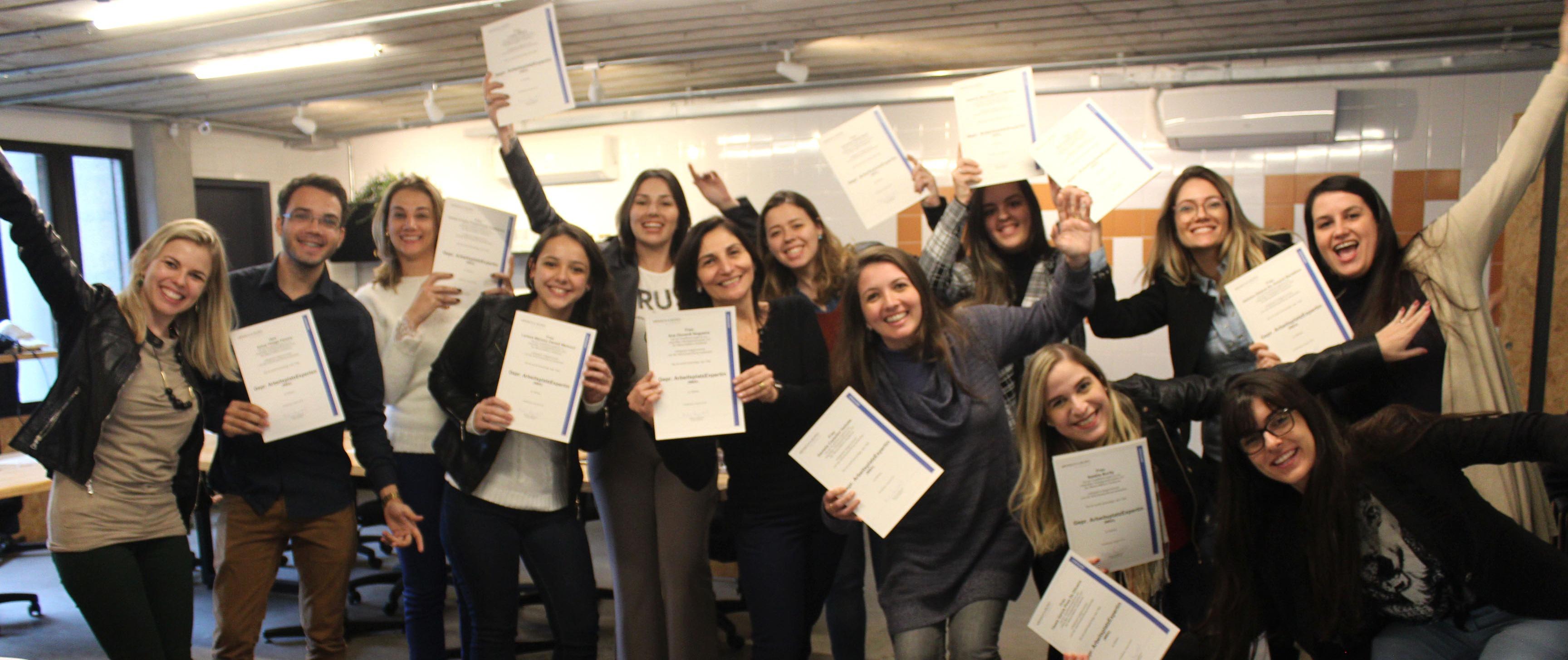 1º MÓDULO - CURSO DE PROJETOS PARA AMBIENTES DE TRABALHO - FORMATO ONLINE