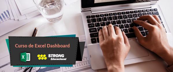 Curso de Excel Dashboard - STRONG Alphaville
