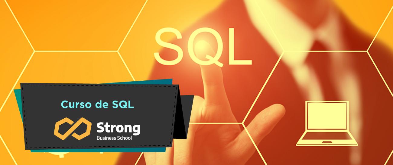Curso de SQL - Strong Online (Ao Vivo)