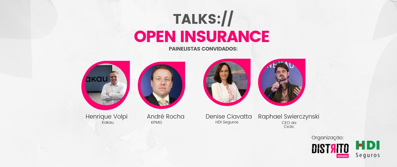 Talks:// Open Insurance