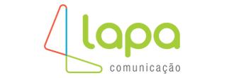 Logo Lapa Comunicação
