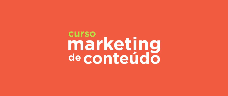 Marketing de Conteúdo [ONLINE]