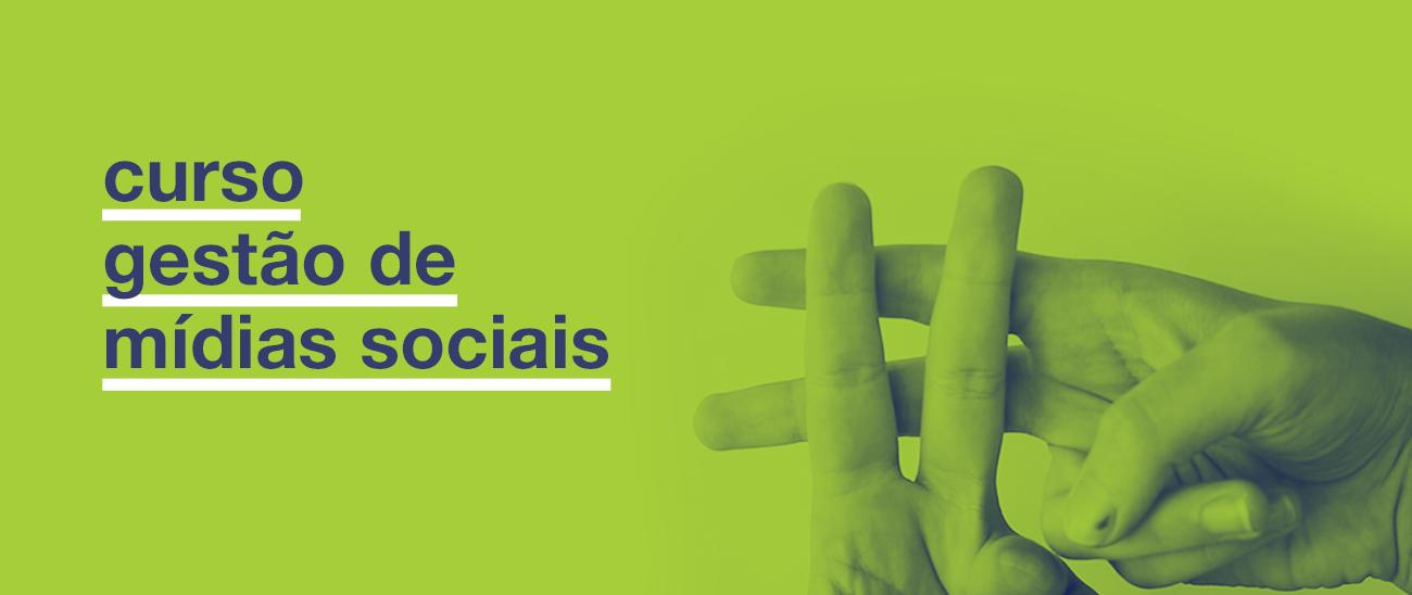 Gestão de Mídias Sociais [ONLINE]