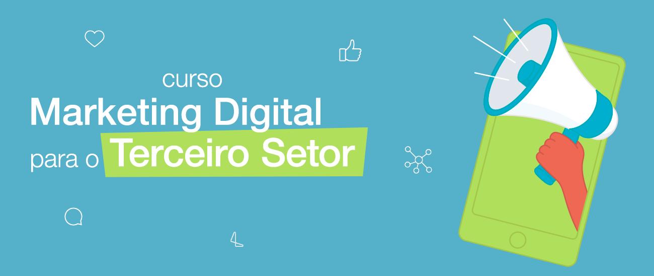 Marketing Digital para o Terceiro Setor [ONLINE]