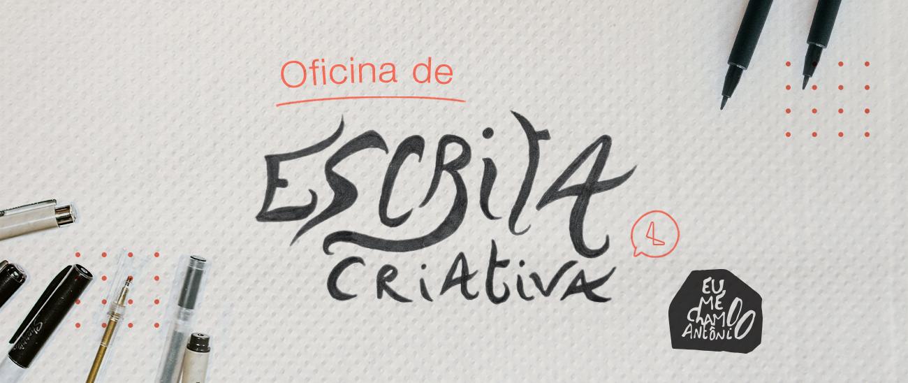 Oficina de Escrita Criativa [ONLINE]
