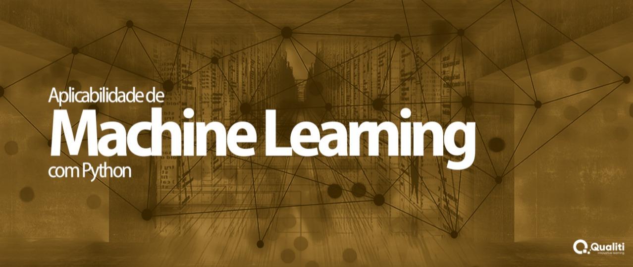 Aplicabilidades de Machine Learning com Python