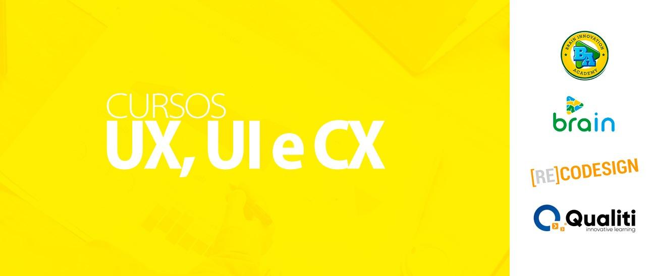 UX, UI & CX