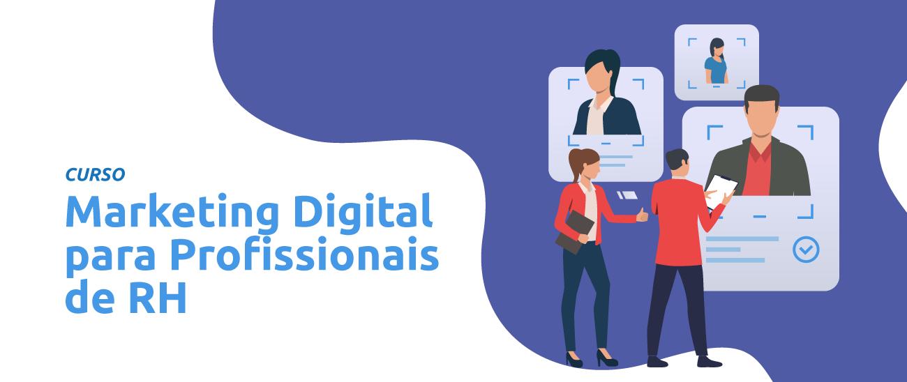 Marketing Digital para RH