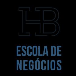 Logo HB Escola de Negócios
