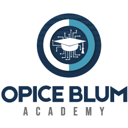 Logo Opice Blum Academy