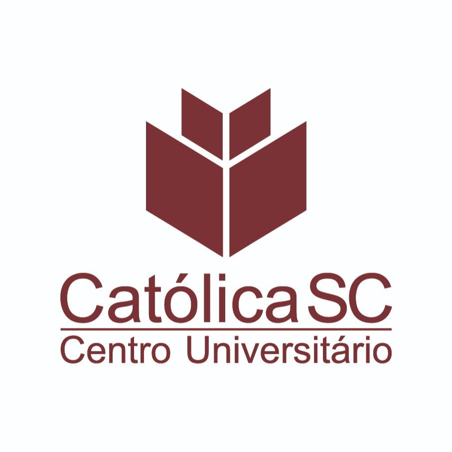 Logo Católica SC - Pós Graduação