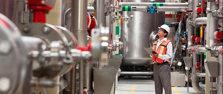 Manutenção e gestão de ativos industriais: Compressores e ar comprimido
