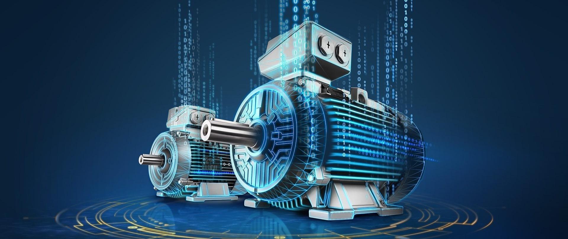 Manutenção e gestão de ativos industriais: Motor Elétrico - (softwareBD Motor)