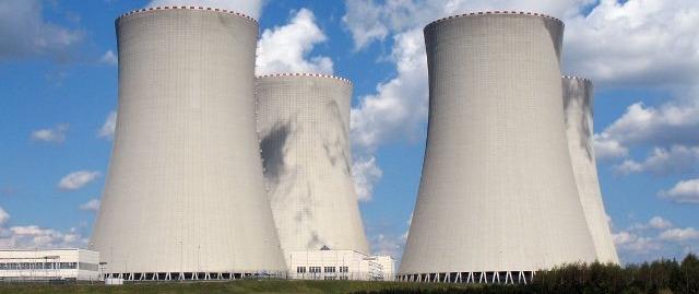 Geração de energia elétrica: Torres de Resfriamento