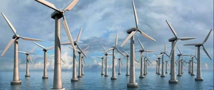 Eólicas offshore e estruturas marítimas de P&G