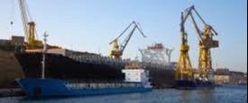 Qualificação Profissional em Manutenção Naval e Offshore