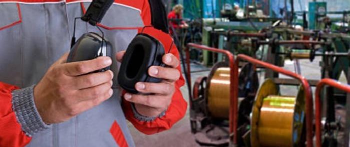 Avaliação da eficácia de protetores auditivos, com utilização do Método Longo