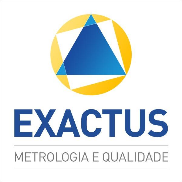 Logo Exactus Metrologia e Qualidade