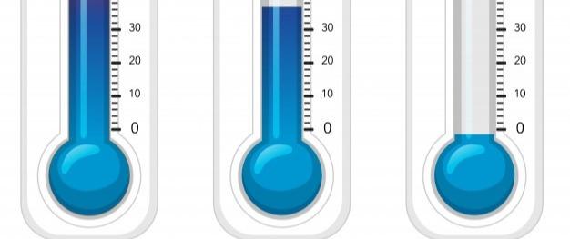 Metrologia -  Medição de Temperatura