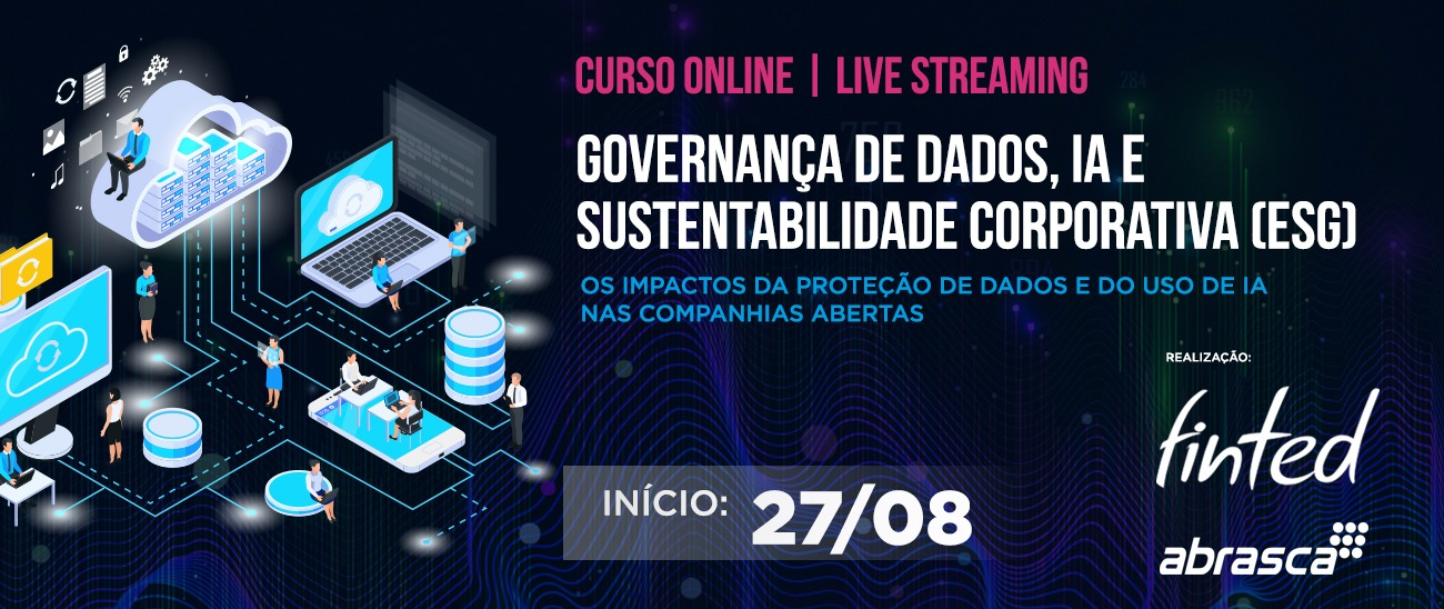 Governança de Dados, IA e Sustentabilidade Corporativa (ESG)