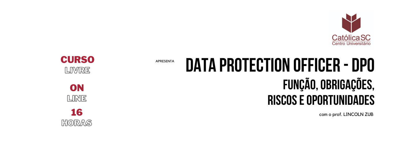 DATA PROTECTION OFFICER - DPO